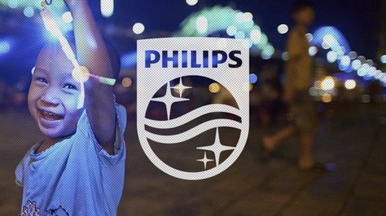 cover - Čas oprášiť štít – nová identita Phillipsu