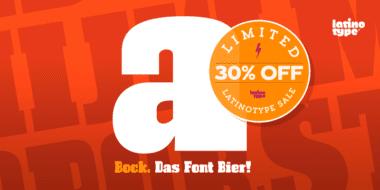 129435 380x190 - Font dňa – Bock (zľava 30%, od 24,50$)