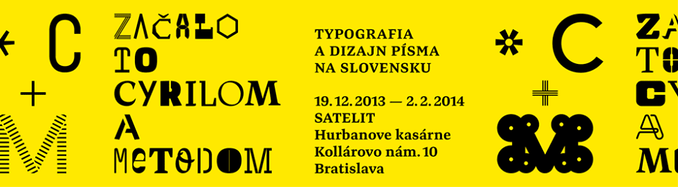 1488298 442246989208782 2129044254 n - Typografia a dizajn písma na Slovensku. Začalo to Cyrilom a Metodom.