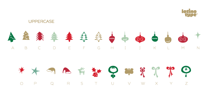 97493 - Font dňa – Dans Le Noël (zľava 30%, 20,30$)
