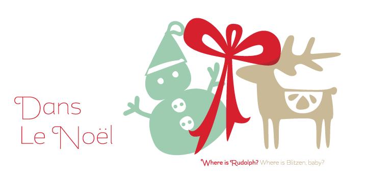 97494 - Font dňa – Dans Le Noël (zľava 30%, 20,30$)