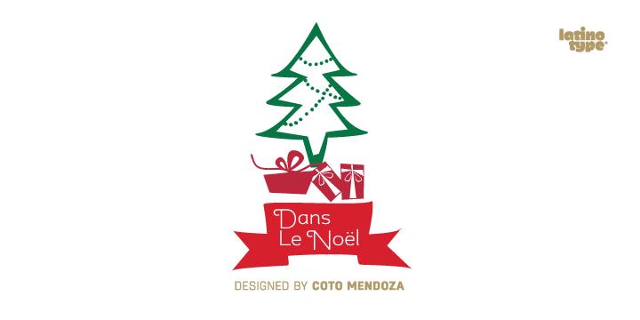 97495 - Font dňa – Dans Le Noël (zľava 30%, 20,30$)