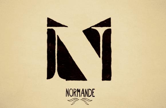 Normande - Pohyblivá inšpirácia: Abeceda fontov