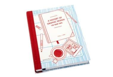ahistoryofgraphicdesign 5OO 380x261 - Ešte stále nemáte vybratý darček?
