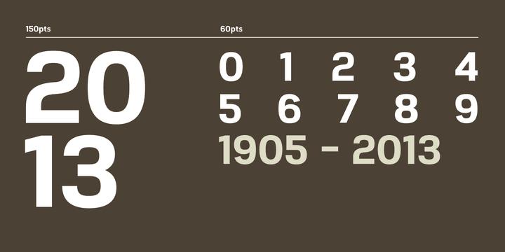 119894 - Font dňa – Corbert Condensed (zľava 50%, od 0,00 €)