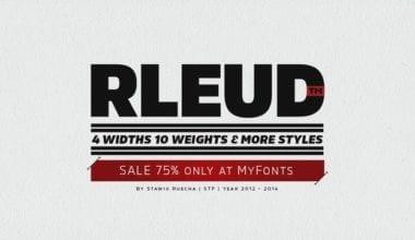 134186 380x220 - Font dňa – Rleud (zľava 75%, od 5,00 €)