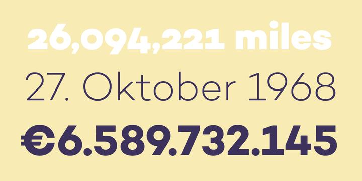 134939 - Font dňa – Campton (zľava 84%, komplet 27,46 €)