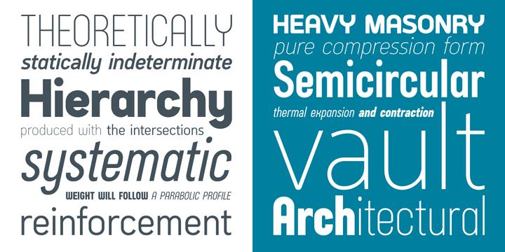 136469 - Font dňa – Arch (zľava 75%, od 3,50 €, komplet 35,25 €)