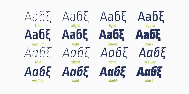 137092 - Font dňa – Ropa Sans Pro (zľava 90%, rodina 20,30 €)