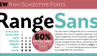 137911 380x220 - Font dňa – Range Sans (zľava 60%, rodina 34,00 €)