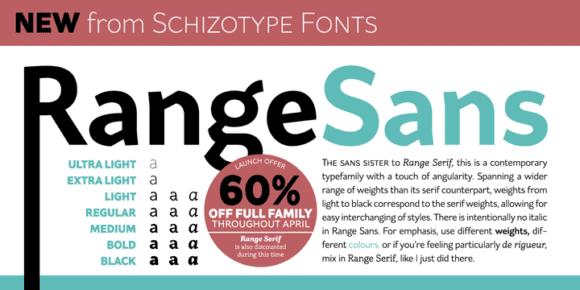 137911 580x290 - Font dňa – Range Sans (zľava 60%, rodina 34,00 €)