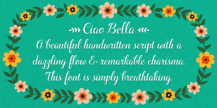 137977 - Font dňa – Ciao Bella (zľava 30%, od 6,99 €)