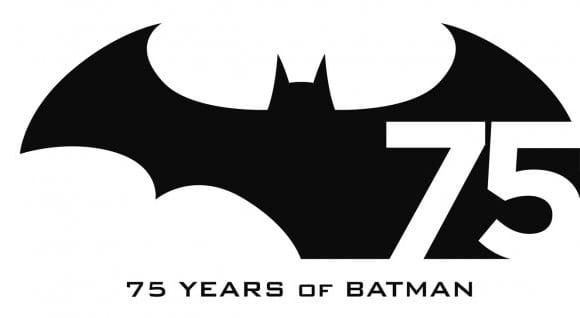batcover1 - Temný rytier oslavuje dôchodkový vek – 75. výročie s novým logom