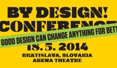 cover fcbd 380x220 - Konferencia By Design prinesie do Bratislavy svetové mená dizajnu