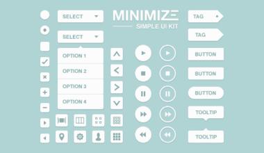 minimize ui kit 380x220 - Minimize UI Kit zadarmo
