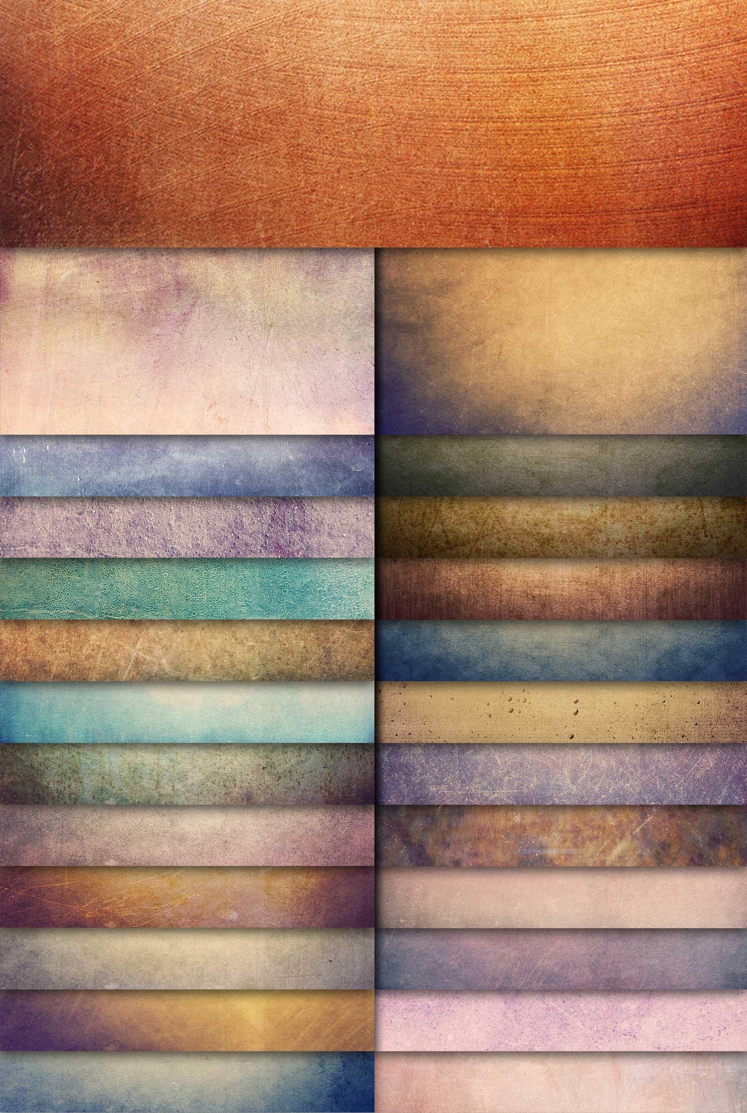 preview - 25 farebných textúr zadarmo