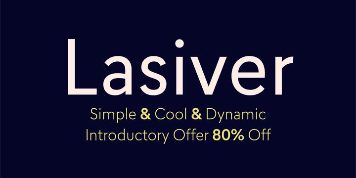 138497 - Font dňa – Lasiver (zľava 80%, od 4,40€, rodina 23,00€)