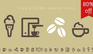 141702 380x220 - Font dňa – Vivala Coffee House Icons