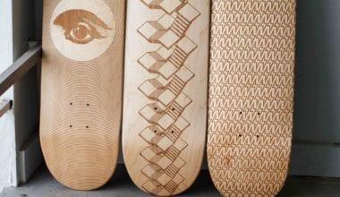 "cover3 380x220 - Laserová ""výšivka"" na skateboardy od brooklynského štúdia"