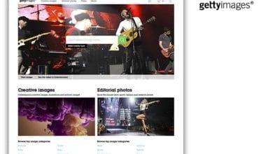 getty images 380x220 - Nové zľavové kupóny pre fotobanku getty images