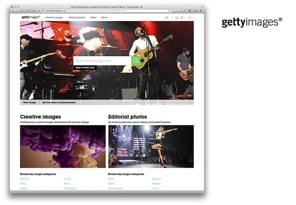 getty images - Nové zľavové kupóny pre fotobanku getty images