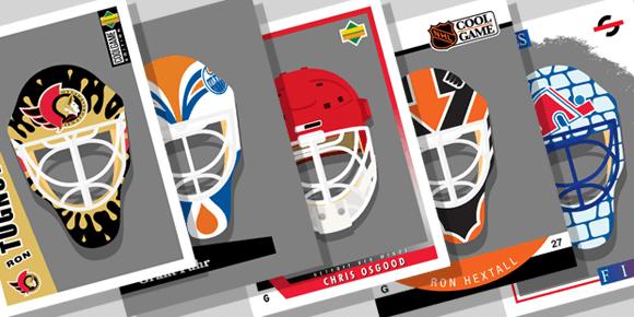 masks - Hokejové masky na Instagrame