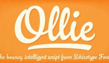 101475 380x220 - Font dňa – Ollie