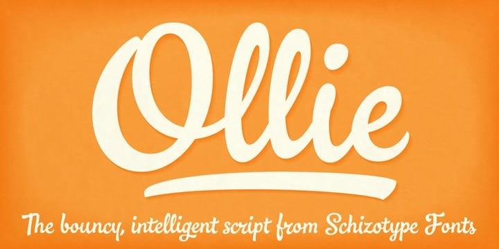 101475 - Font dňa – Ollie