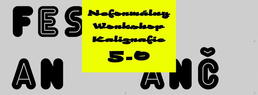 10417627 10152511373529697 1804932656636179844 n - Neformálny workshop kaligrafie 5.0 na festivale Fest Anča