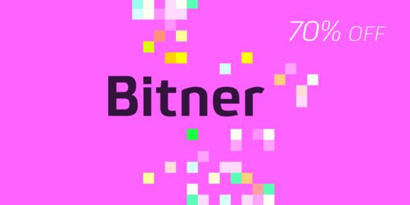 1413001 580x290 - Font dňa - Bitner (zľava 50%, od 7,80€)