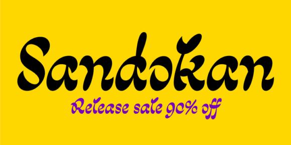144180 580x290 - Font dňa – Sandokan (zľava 90%, 2€)