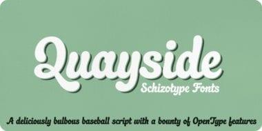 83345 380x190 - Font dňa – Qayside (zľava 50%, 20€)