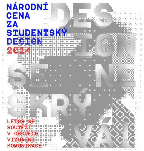 NCSD 2014 VIZUALNI KOMUNIKACE 580x607 - Národní cena za studentský design 2014