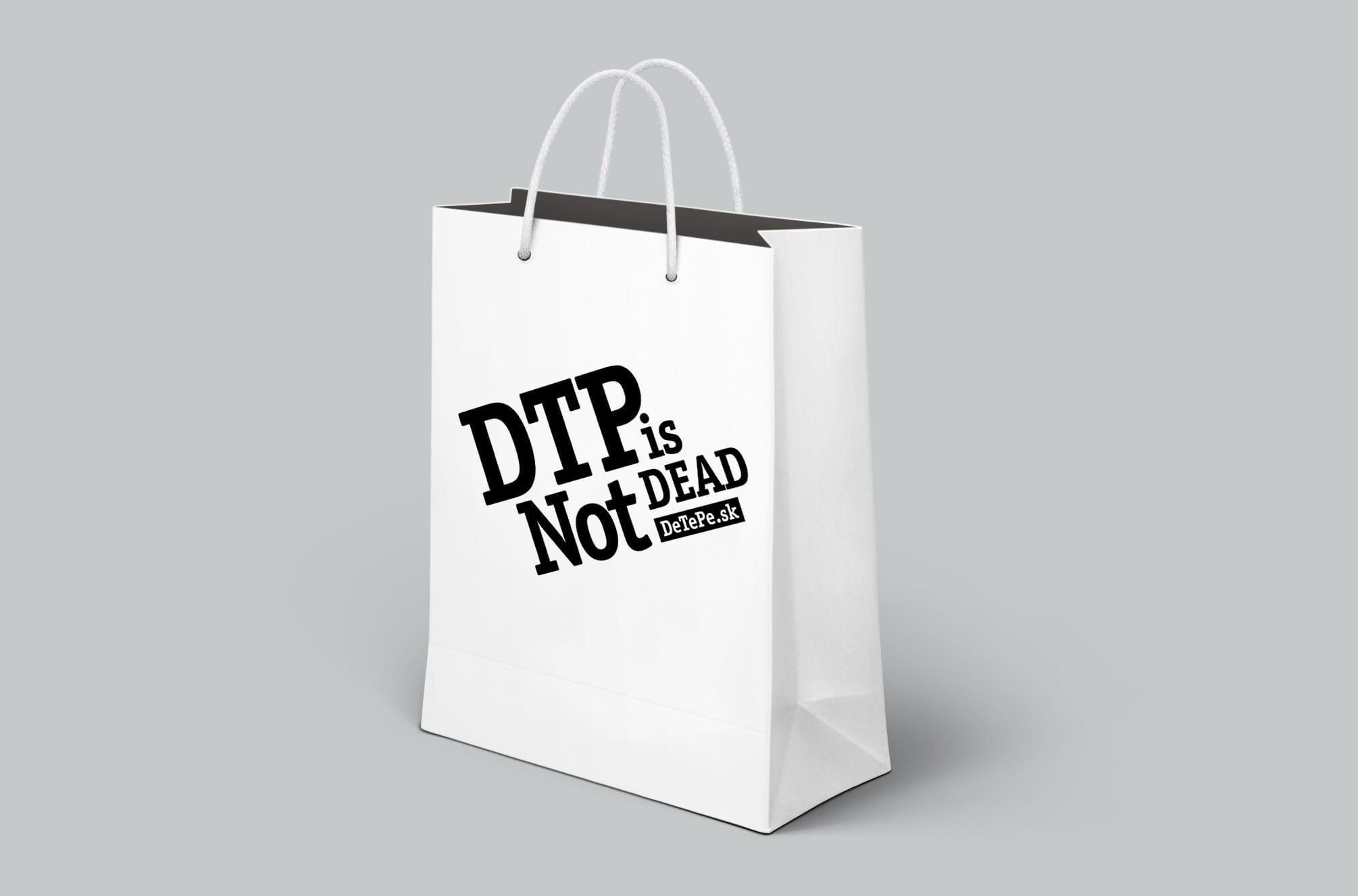 Shopping Bag PSD MockUp1 - Taška ako MockUP zadarmo