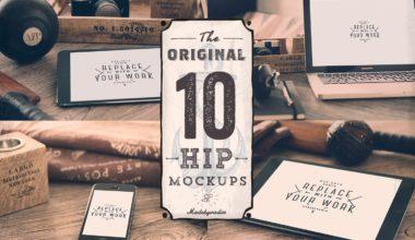 cover131 380x220 - Skvelá ponuka z Dealotto – 10 mockupov pre Apple produkty