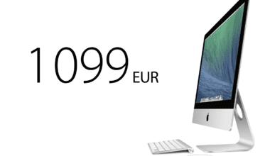 iMac21 wMouse Mavericks PRINT 380x220 - Nový 21,5 palcový iMac len za 1 099 EUR?