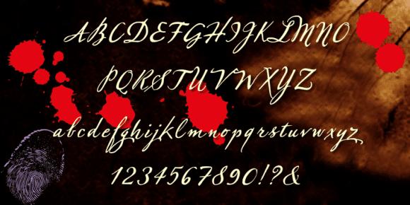 141368 580x290 - Font dňa – Sherlock Script