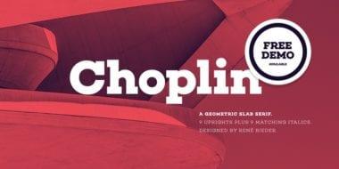 142950 380x190 - Font dňa – Choplin (zľava 85%, rodina od 8,54€)