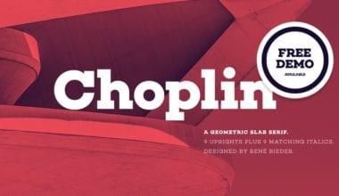 142950 380x220 - Font dňa – Choplin (zľava 85%, rodina od 8,54€)