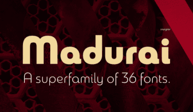 80926 380x220 - Font dňa – Madurai (zľava 30%, od 11,89€)