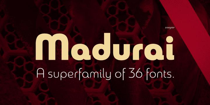 80926 - Font dňa – Madurai (zľava 30%, od 11,89€)
