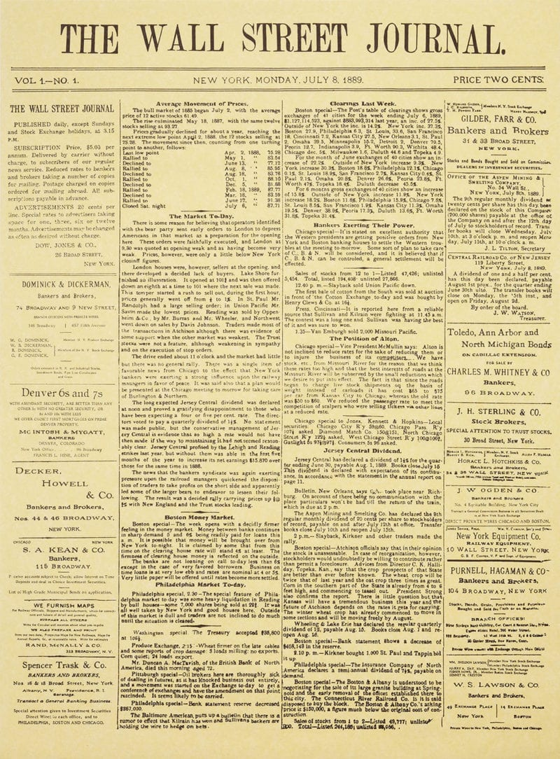 broadsheet 800x1084 - Wall Street Journal so 125-ročnou obálkou