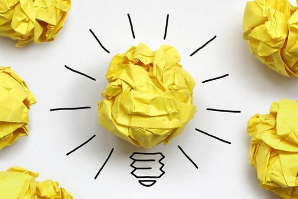 myslienka - Návod na hľadanie myšlienok