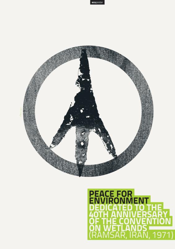 peace for environment 565x800 - Ekoplagát v Žiline stále kráča ďalej