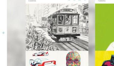 sketch2 380x220 - Nové aplikácie od Adobe vedia skicovať aj retušovať