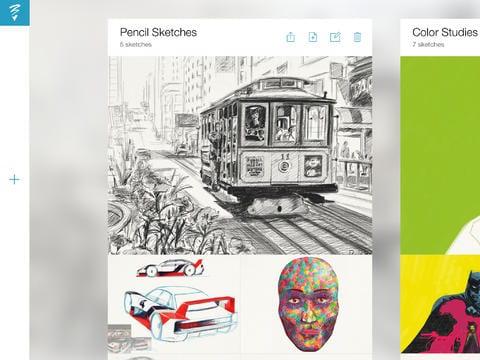 sketch2 - Nové aplikácie od Adobe vedia skicovať aj retušovať