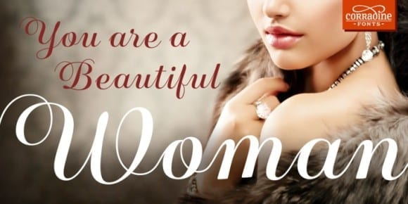 146260 580x290 - Font dňa – Beauty Script (zľava 35%, 10,39€)