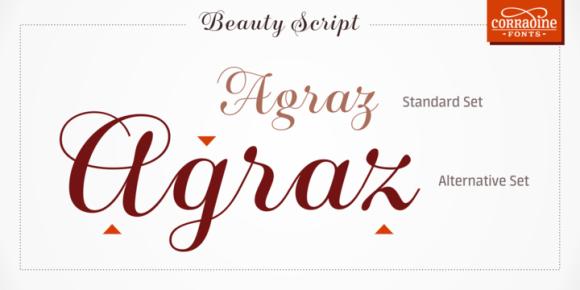 1462631 580x290 - Font dňa – Beauty Script (zľava 35%, 10,39€)