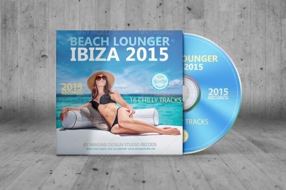 16 CD Cover Mockup 08 580x386 - Mockupy CD obalov za 8 dolárov