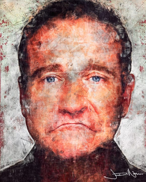 522d3acf40c989d3fffcb0d744ea47bd 580x725 - Legenda mnohých tvárí – Robin Williams (1951–2014)